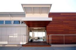 external cladding house