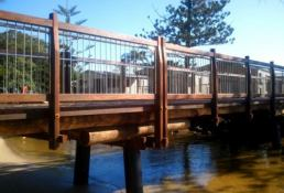 timber fencing supplies sunshine coast decking fence