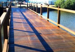 certified timber sunshine coast pathway