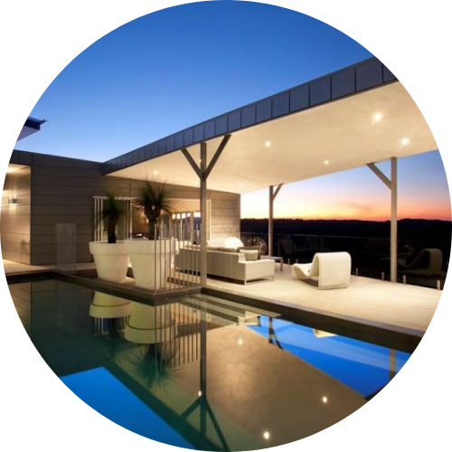 Certified Timber Suppliers - pool home