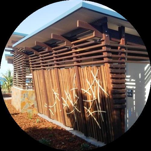 structural pine Brisbane siding