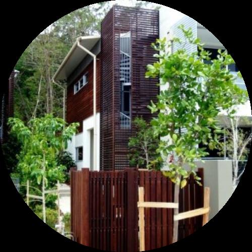 External Cladding Brisbane modern house