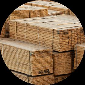 timber flooring - stacks of timber