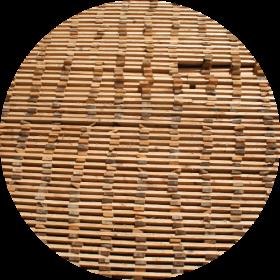 timber flooring sunshine coast - stacked timber