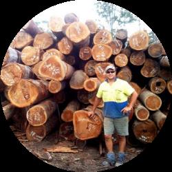 certified timber Brisbane - Cut wood