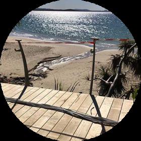 composite decking sunshine coast beach deck